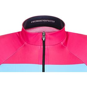 Red Cycling Products Colour Maglietta a Maniche Corte Donna, colorato